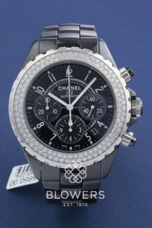 Chanel J12 Chronograph H1009