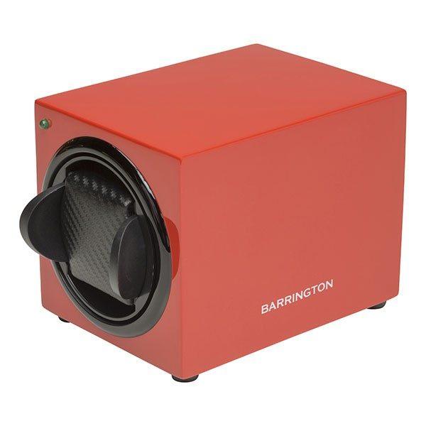 Single Watch Winder Crimson Red