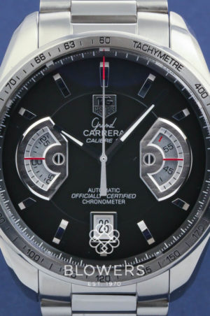 Tag Heuer Grand Carrera CAV511G