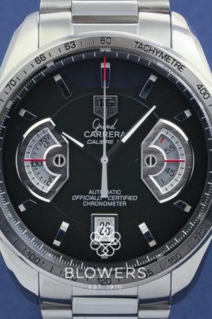 Tag Heuer Grand Carrera CAV511G