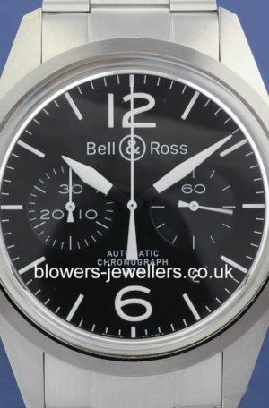 Bell and Ross Vintage Collection BR126-94