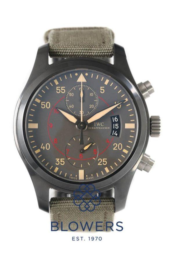 Ceramic/Titanium IWC Big Pilots Watch
