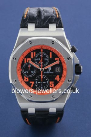 Audemars Piguet Royal Oak Offshore Volcano reference 26170ST.OO.D101CR.01