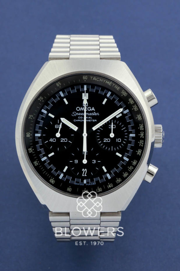 Omega Mark II Co-Axil Chronograph 327.10.43.50.01.001