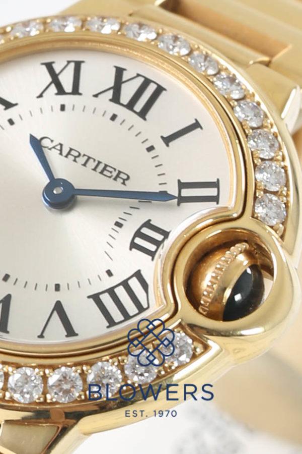 Cartier Ballon Bleu WE9001Z3