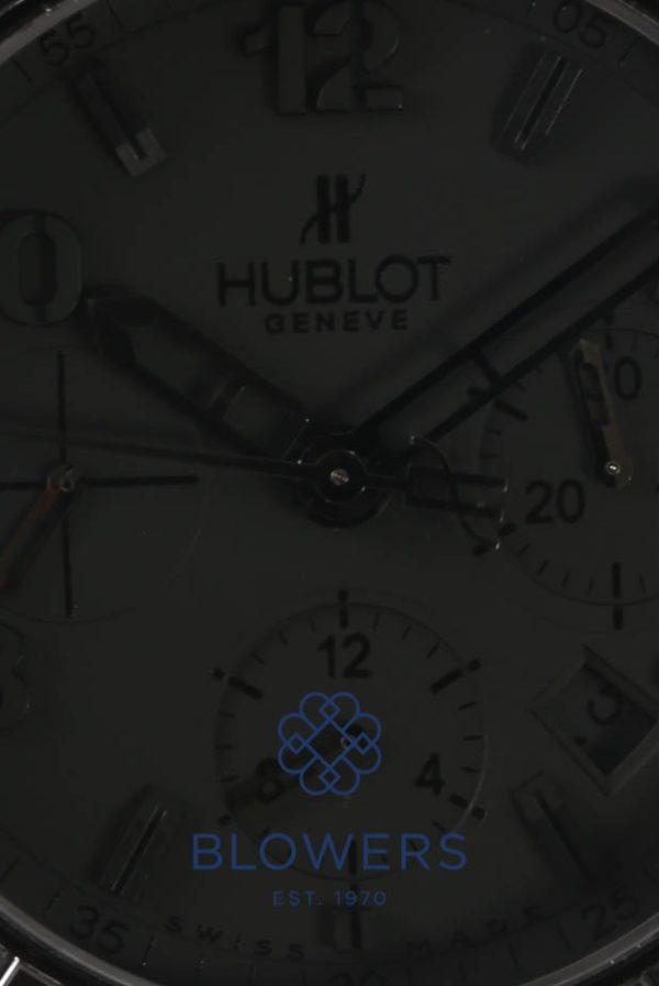Hublot Big Bang All Black Chronograph 301.CD.134.RX.190