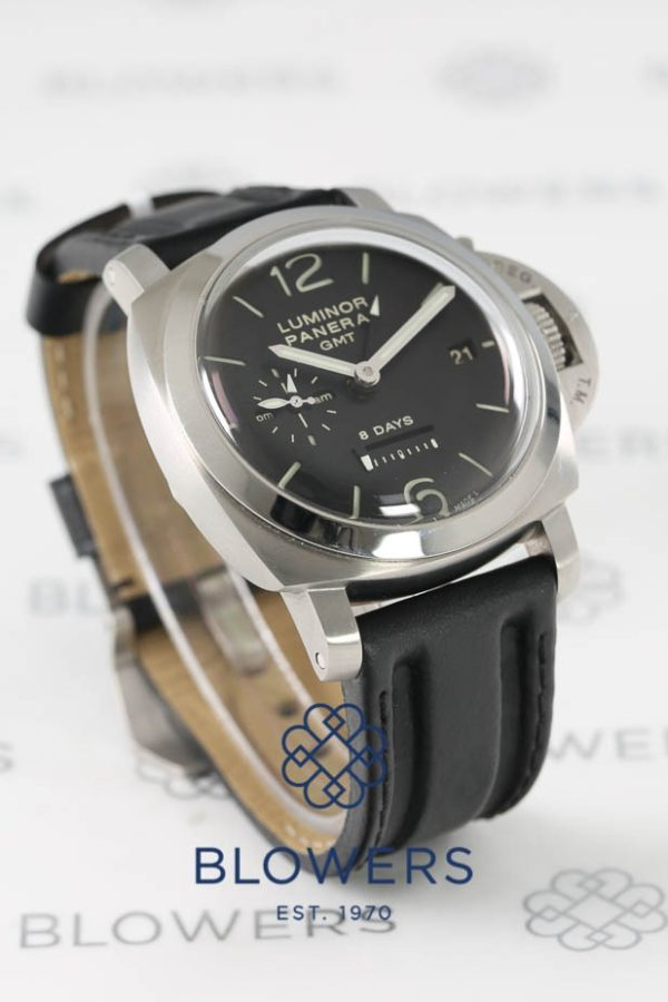 Panerai Manifattura Luminor 8 Days GMT PAM 00233