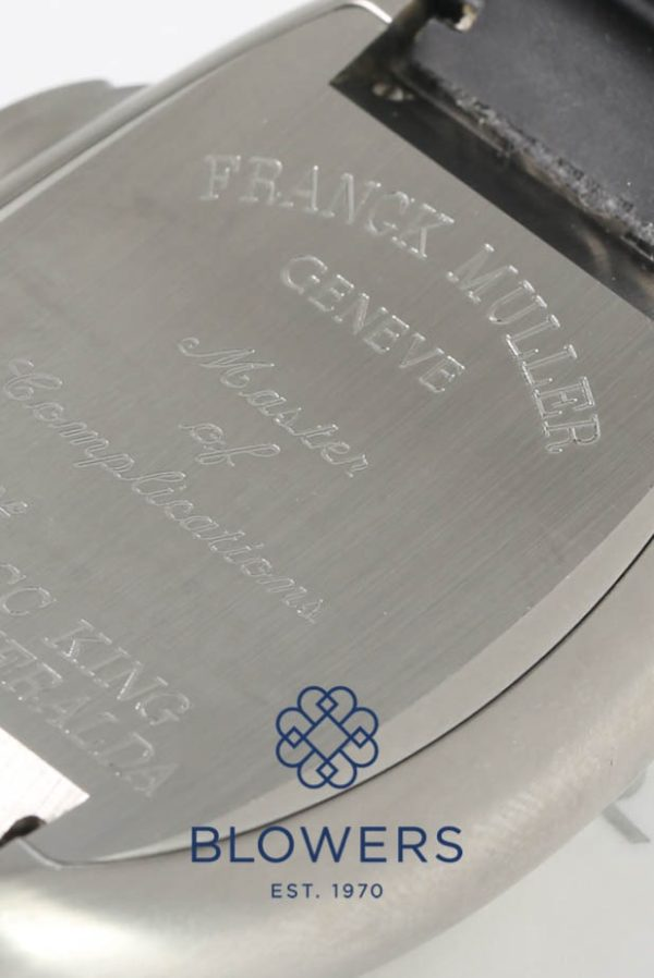 Franck Muller King Costa Smeralda 8005 CC KING