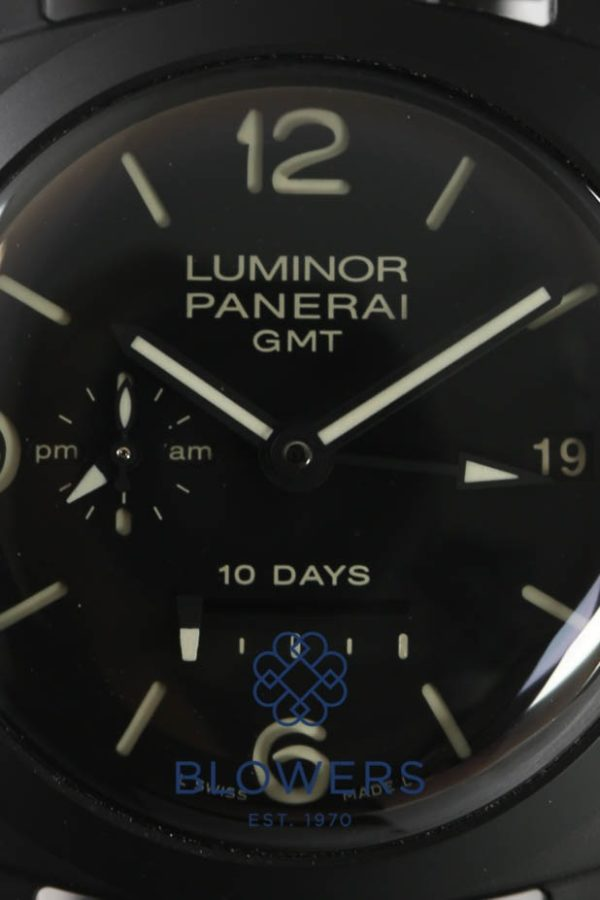Panerai Luminor 1950 10 Days GMT Ceramica PAM 00335