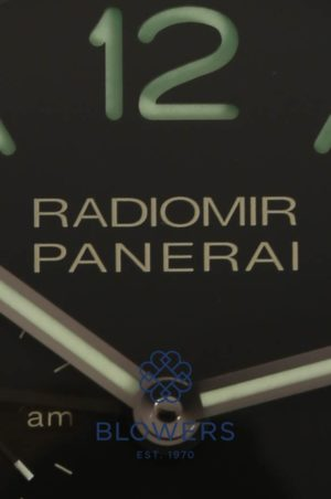 Panerai Radiomir 10-days GMT PAM 00323