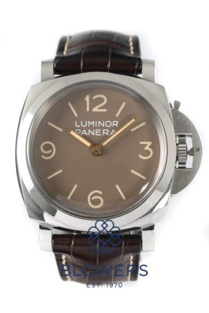 Panerai Luminor 1950 3 Days Acciao PAM00663.