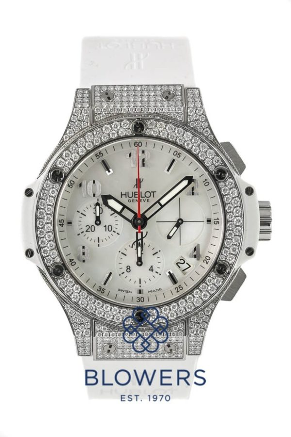 Hublot Big Bang Madre Perla 341.SE.231.LS.174