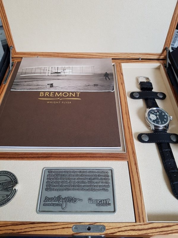 Bremont Wright Flyer WF-SS