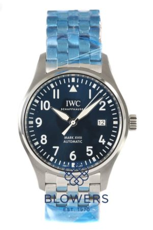 "IWC Pilot's Mark XVIII ""Le Petit Prince"" (The Little Prince) Ref: IW327014"