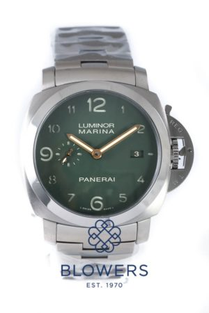 Panerai Luminor 1950 Marina 3 Days Automatic Titanio,