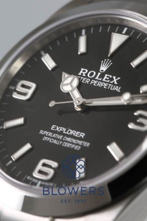 Rolex Oyster Perpetual Explorer Ref 214270.