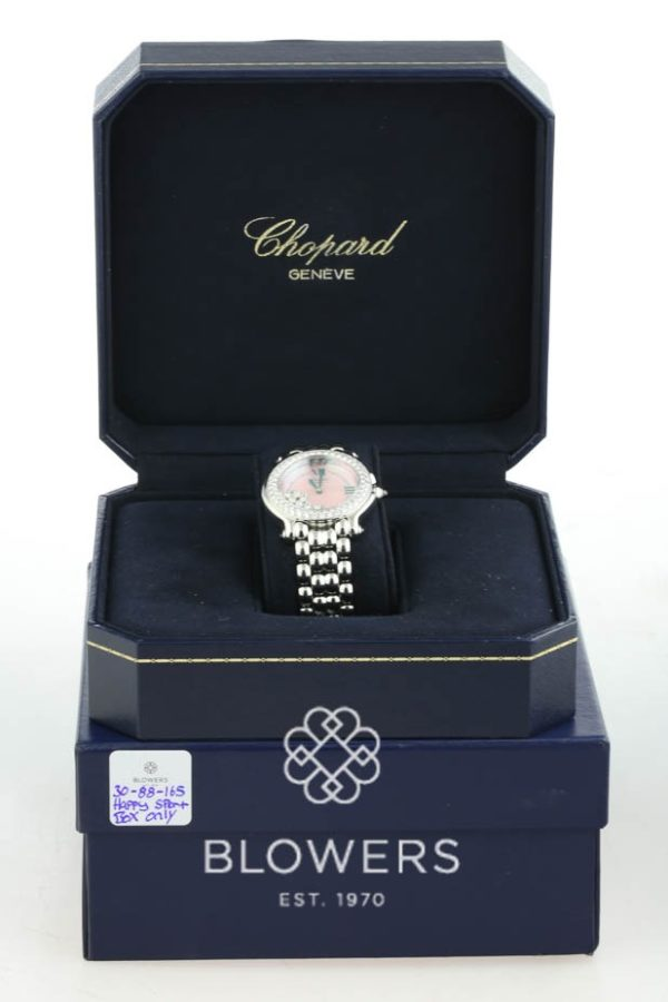 Chopard Steel Happy Sport 27/8291-23