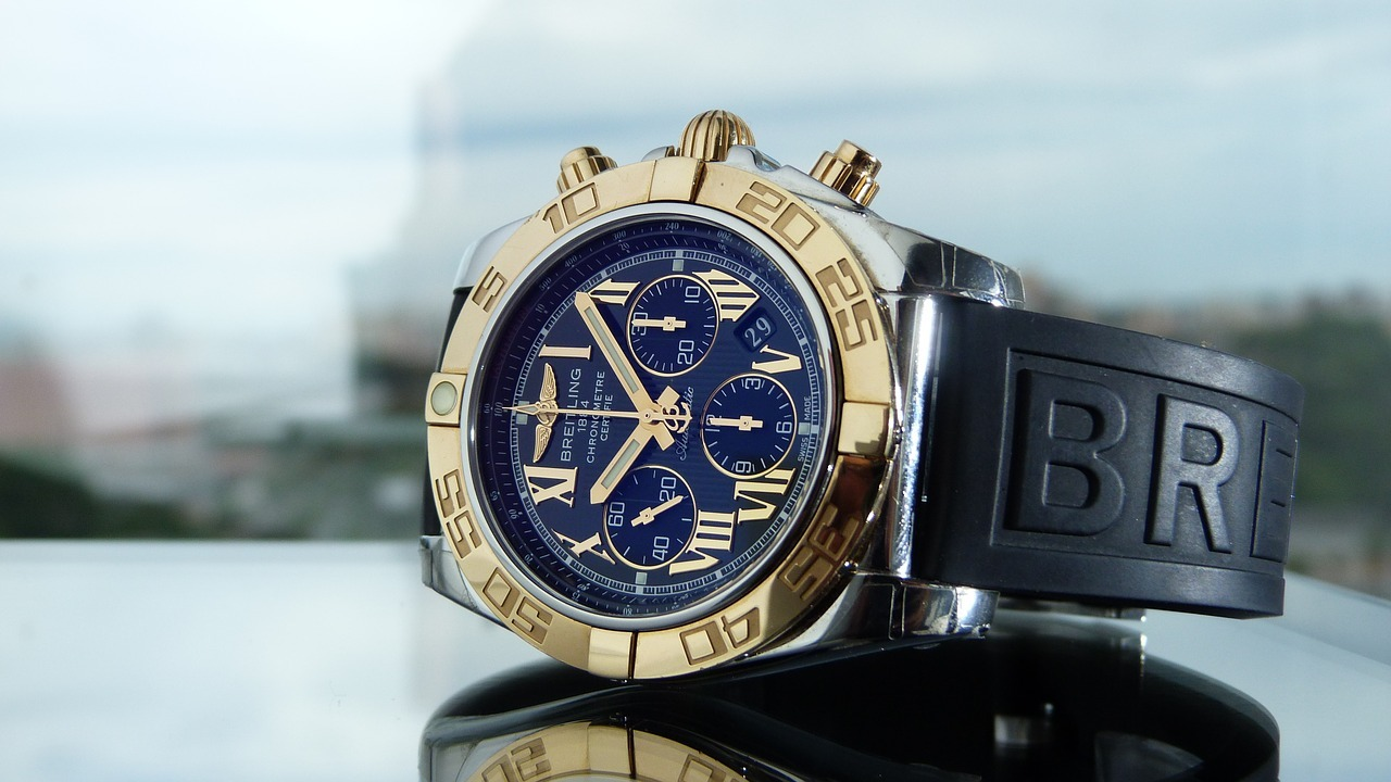 breitling history