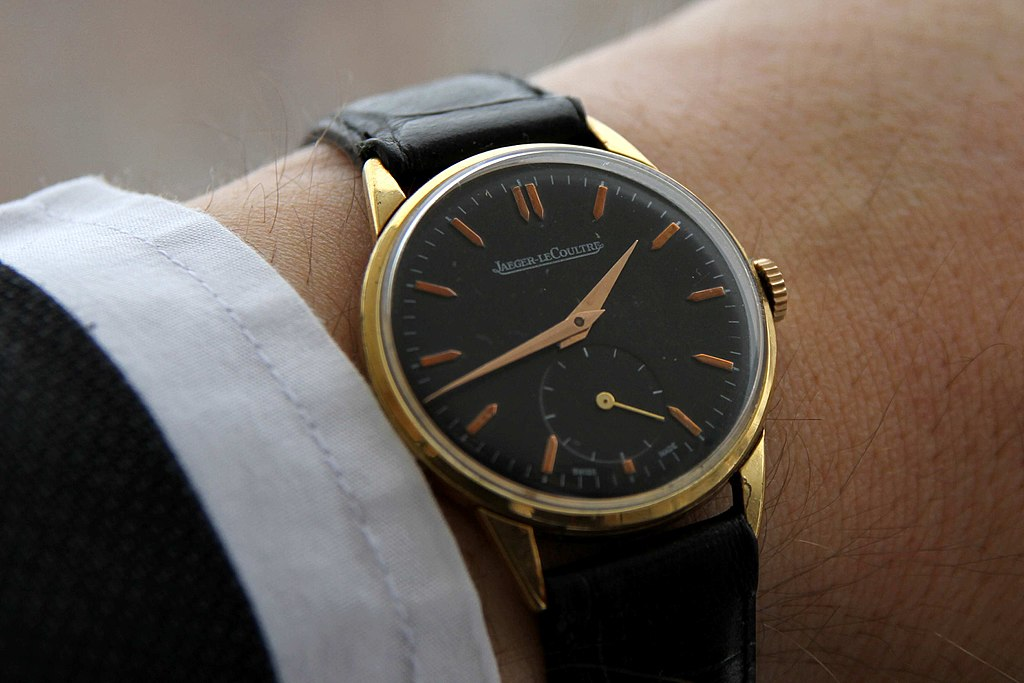 jaeger lecoultre history