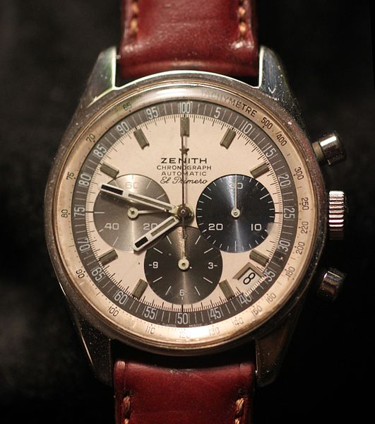 zenith watches history