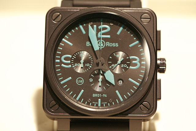 bell and ross history