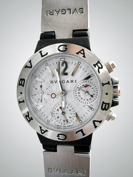 bvlgari watch history