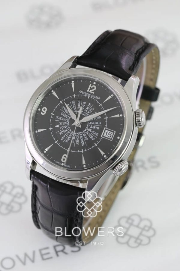 Jaeger LeCoultre Master Control Memovox 174.8.96