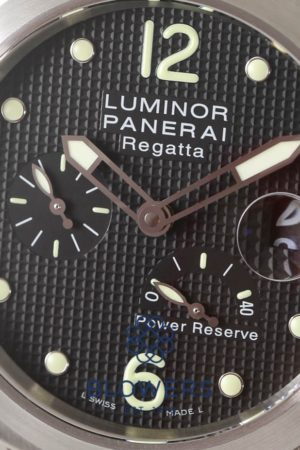 Panerai Luminor Power Reserve Regatta PAM 00222.