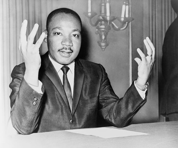 famous rolex wearers martin luther king