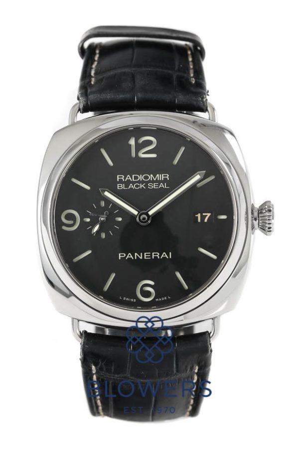 Panerai Radiomir Black Seal 3 Days Automatic PAM 00388