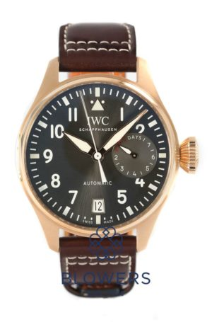 IWC Big Pilots Spitfire Watch IW500917