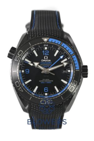 Omega Seamaster Planet Ocean GMT 600m 215.92.46.22.01.002