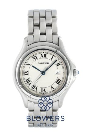 Cartier Cougar W35002F5