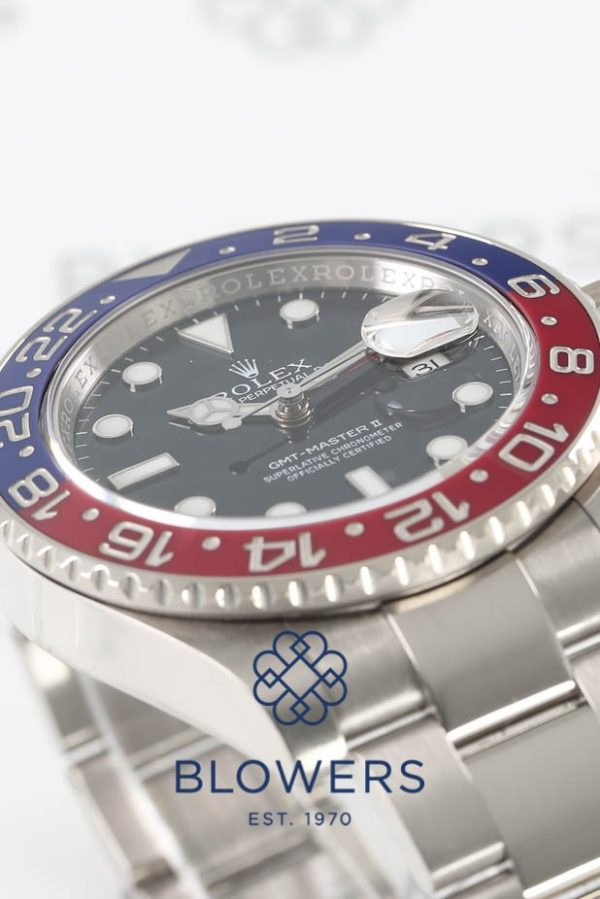Rolex Oyster Perpetual GMT-Master II 116719BLRO