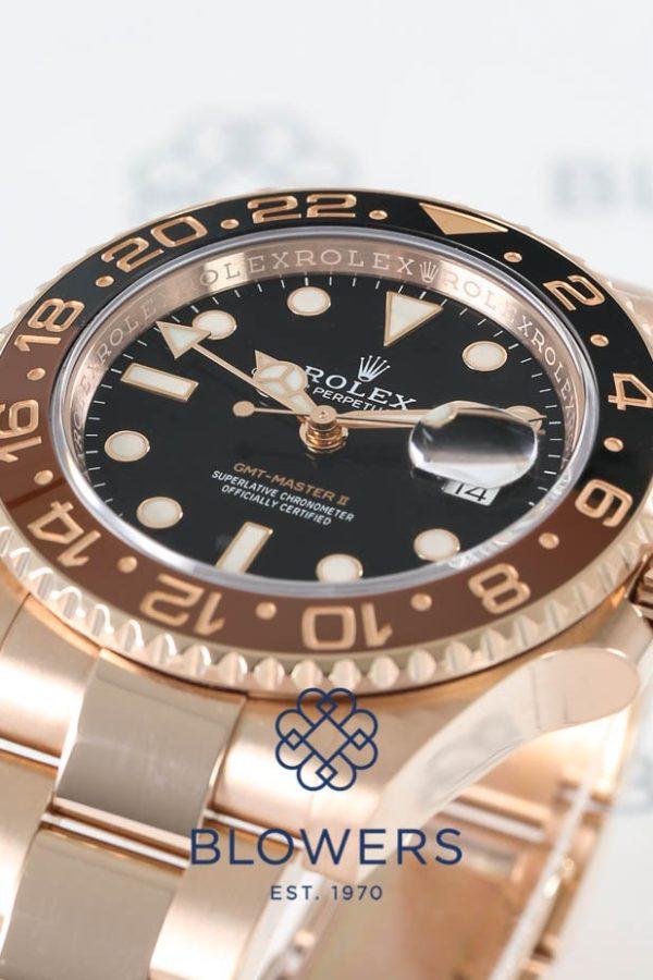 Rolex GMT-Master II 126715CHNR
