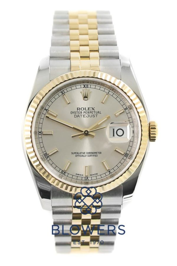 Rolex Oyster perpetual Datejust 36 Model reference 116233