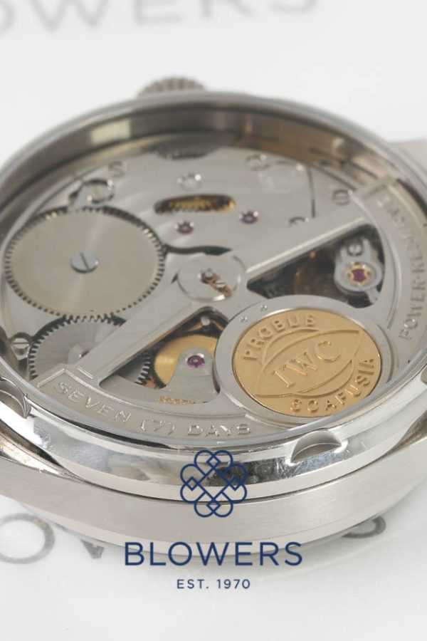 IWC Portuguese Automatic 7 day IW5001-04