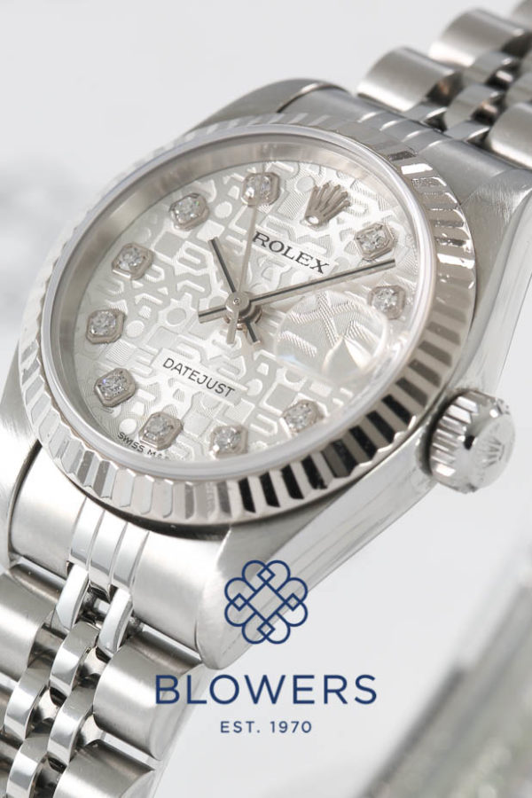 Rolex Oyster Perpetual Datejust 79174