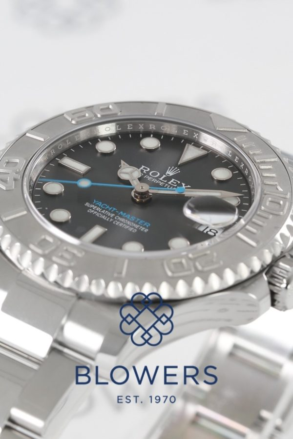 Rolex Oyster Perpetual Yachtmaster Rolesium 268622