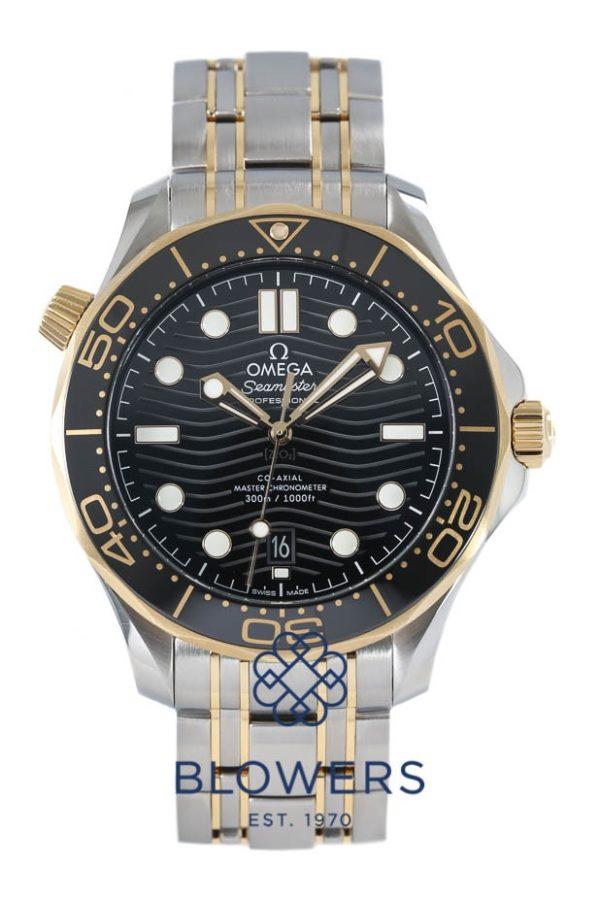 Omega Seamaster Diver 300M 210.20.42.20.01.002