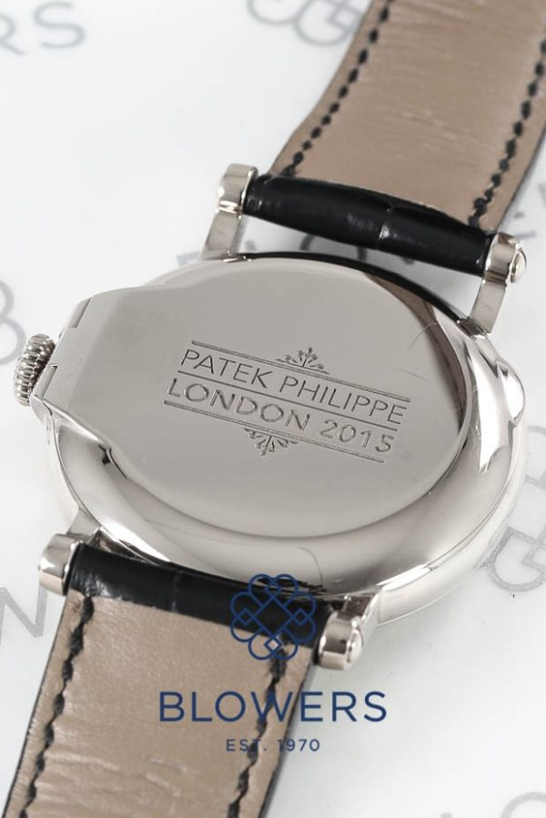 Patek Philippe Calatrava 5227J-001. 'London Edition'