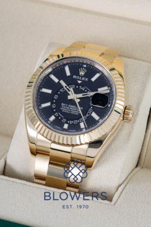 Rolex Oyster Perpetual Sky-Dweller 326938