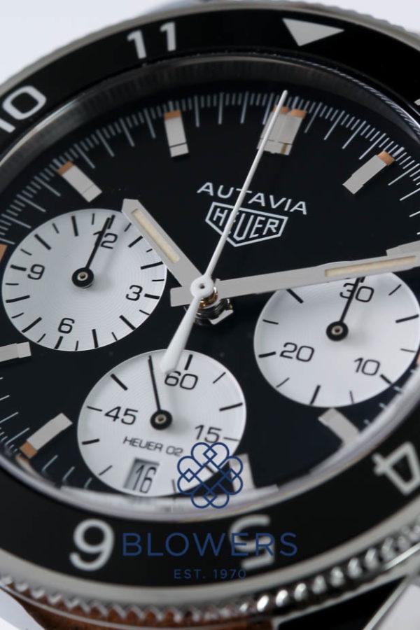 Tag Heuer Heritage Autavia CBE2110.