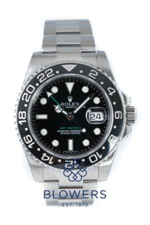 Rolex Oyster Perpetual GMT-Master 2 116710LN.