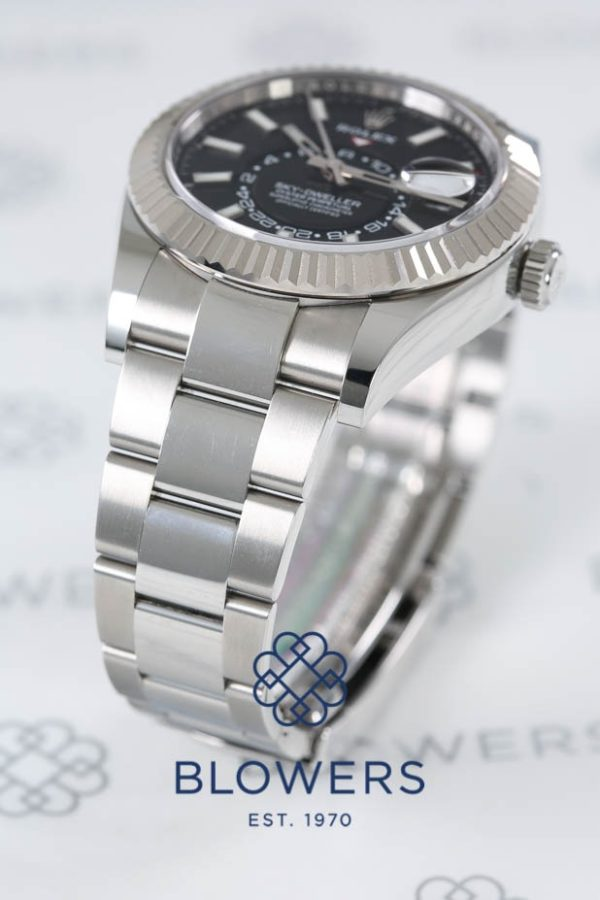 Rolex Oyster Perpetual Sky-Dweller Ref 326934