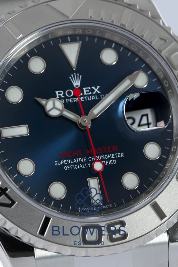 Rolex Oyster Perpetual Yachtmaster Rolesium 116622