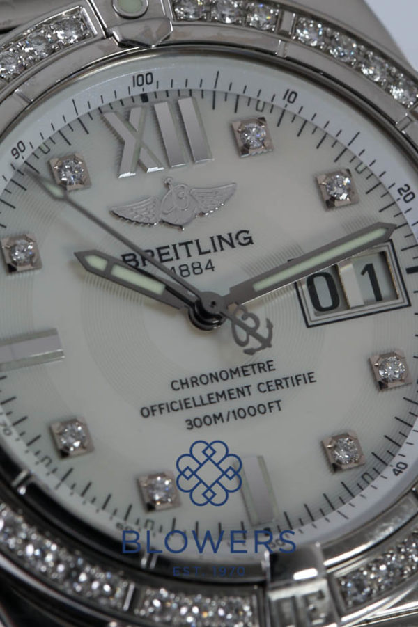 Breitling Cockpit A49350