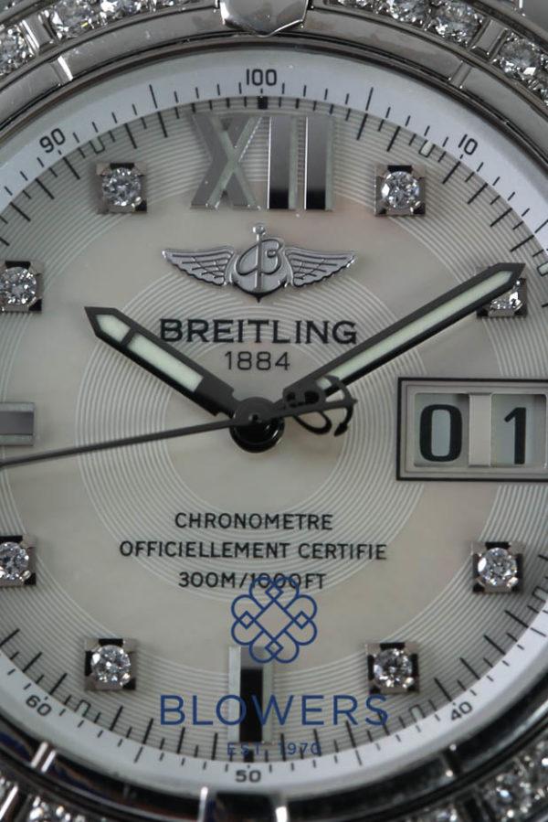 Breitling Cockpit A49350