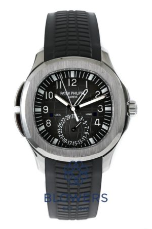 Patek Philippe Aquanaut Travel Time.Ref 5164A-0011