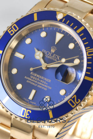 Rolex Oyster Perpetual Submariner Date 16618